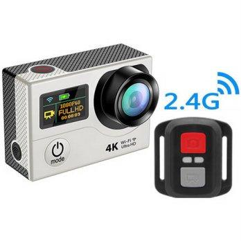 [globalbuy] Ultra HD Camera 4K 15FPS Mini Camcorders Action Sports Cam H3R Wifi 2.0 LTPS +/2941266