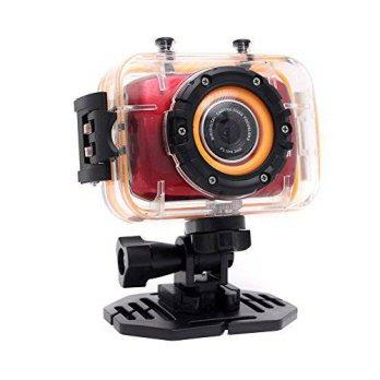 [macyskorea] Andoer FHD 1080P Touch Screen Sports Action Camera Mini Digital Camcorder wit/3810371