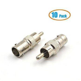InstallerCCTV BNC T Connectors Pack of 10