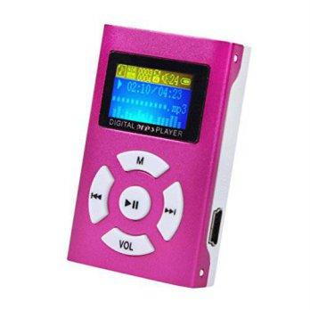 [macyskorea] Mp3 Player TOOPOOT Small LCD Screen USB Music Player Support 32gb sd tf