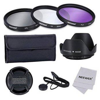 [macyskorea] Neewer 52MM Lens Filter Accessory Kit for NIKON D5200 D5000 D3300 D3100 D3000/31596