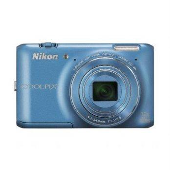 [macyskorea] Nikon COOLPIX S6400 16 MP Digital Camera with 12x Optical Zoom and 3-inch LCD/132717