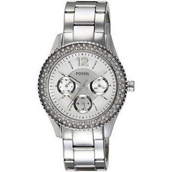41d388501 [worldbuyer] Fossil Womens ES3588 Stella Multifunction Stainless Steel Watch /1374351