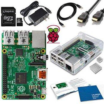 [worldbuyer] Vilros Raspberry Pi 2 Up & Running Kit Includes Latest Version Raspberry Pi 2/19493
