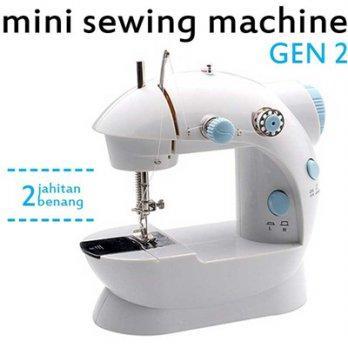 MINIsewing machine generation 2 GT202 / mesin jahit portable