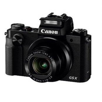 Canon Powershot G5x 20MP CMOS DIGIC6