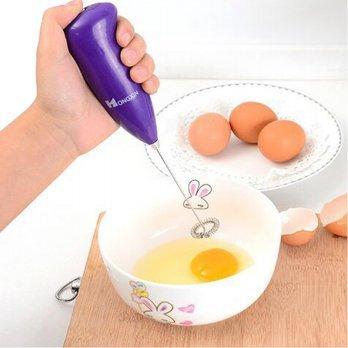 Electric Mini Mixer / Frother Pengaduk Minuman / pengocok telur