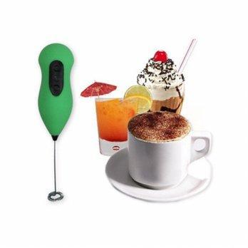 Hand Mixer Mini Milk Frother, Pengaduk Minuman & Telur