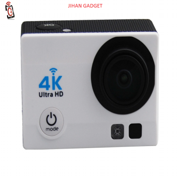 Kogan Action Camera 4K UltraHD - 16MP - Putih Kogan Action Camera 4K