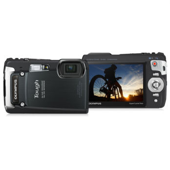Olympus TG 820 12MP Black