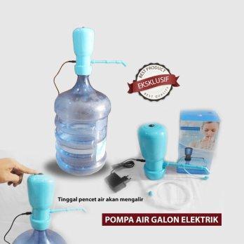 Pompa Galon / Water Pump Elektrik Colok Listrik 24 Jam