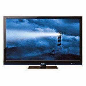 SHARP LED TV 24LE507 (input VGA,usb movie)