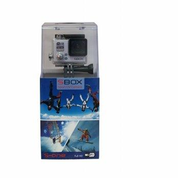 Sbox Action Cam S-One - 12MP - Full HD