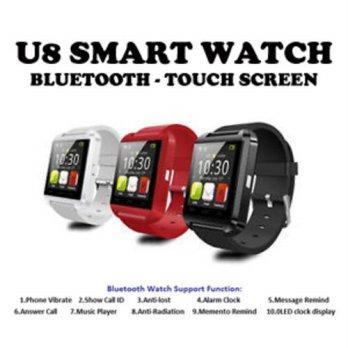 Smartwatch U Watch U8 For Android and IOS / Smart watch u8