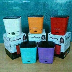 Speaker Portable Advance ES030K Bluetooth
