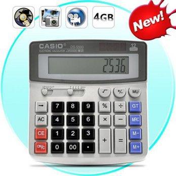 Spy Cam Kalkulator 4GB
