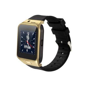AZONE For Android Fashion Bluetooth Smart Watch Phone Mate (Black)