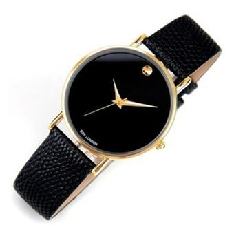 BOY LONDON BLD718 Couple Watch Women (Black)- Intl