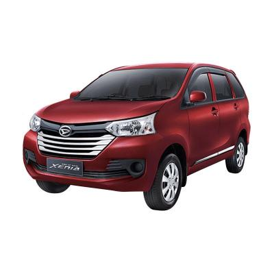 Daihatsu Great New Xenia M MT 1.0 DLX Dark Red Metallic Mobil
