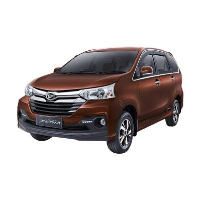 Daihatsu Great New Xenia R AT 1.3 Sporty Dark Brown Metallic Mobil