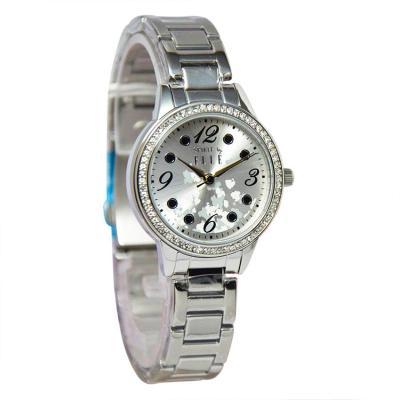 Elle Jam Tangan Wanita Silver ES20044B01X