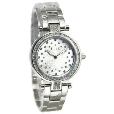 Elle Jam Tangan Wanita Silver Stainless Steel EL20366B01N