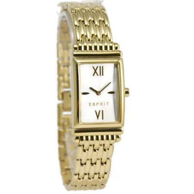 ... Esprit Jam Tangan Wanita Gold Stainless Steel ES108492002
