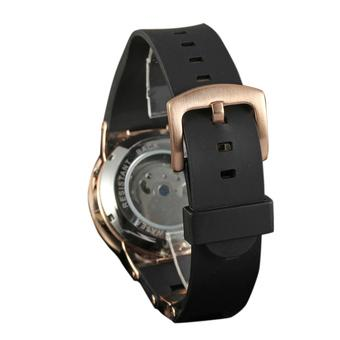 Forsining Men Mechanical Automatic Dress Watch with Gift Box FSG2373M3R2 (Black) (Intl)