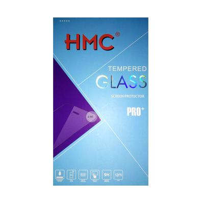 HMC Tempered Glass Screen Protector for Lenovo Vibe K4 Note / A7010 - 5.5 Inch [2.5D/Real Glass]