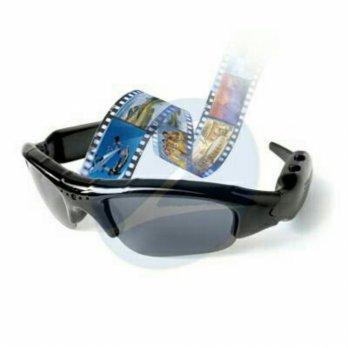 Kacamata Kamera / Spy Cam Sunglass