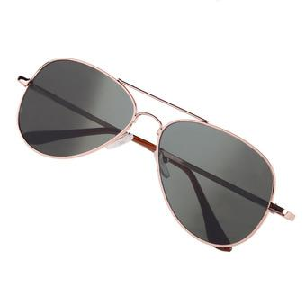 New High-tech Anti-tracking Spy Glasses Sunglasses Rearview Behind Mirror (Intl)