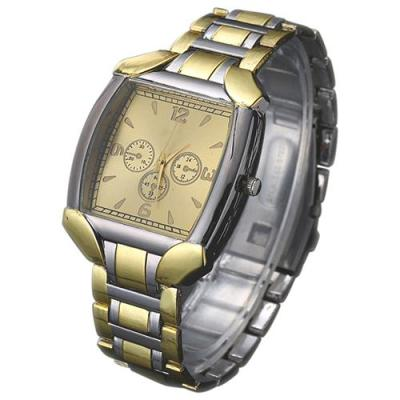 Norate Jam Tangan Pria - Stainless Steel Band Wrist Watch - #2