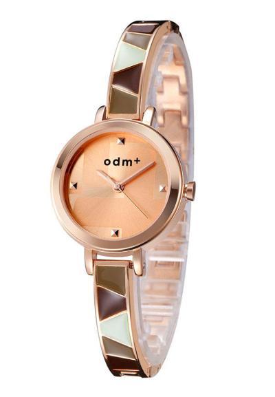 ODM DM044-04- Jam Tangan Wanita - Brown
