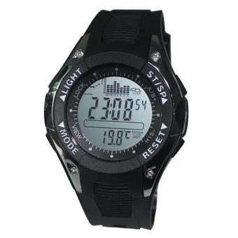 SUNROAD Fishing Barometer Watch FX702A Altimeter Thermometer 3ATM Backlight - Intl