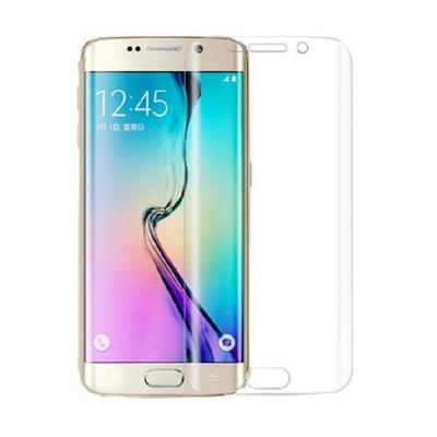 Samsung Full Curved Tempered Glass for Samsung S6 Edge - Clear Transparant [9H]