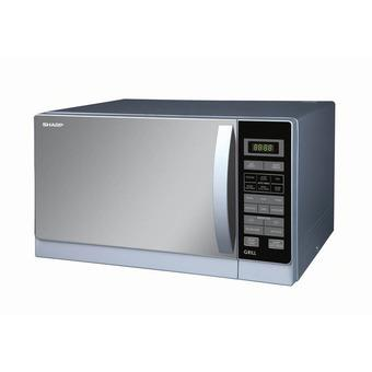 Sharp Microwave Grill - R728S - Silver