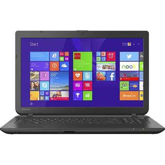"Toshiba Satellite C55D 5203 Laptop - WIN8.1- 4GB RAM - AMD A8 6410 -HDD 1TB - 15.6"" - Hitam"