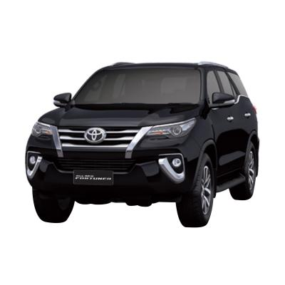 Toyota All New Fortuner 4x2 2.4 VRZ A/T DSL Mobil - Attitude Black