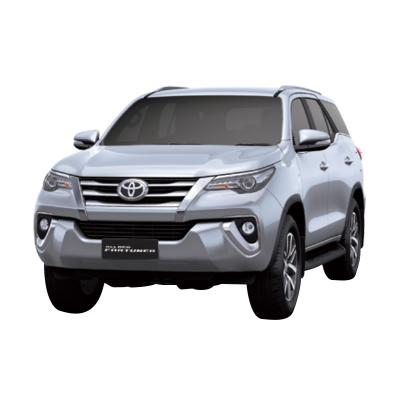 Toyota All New Fortuner 4x2 2.4 VRZ A/T DSL Mobil - Silver Metallic