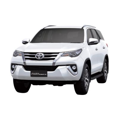 Toyota All New Fortuner 4x4 2.4 G A/T DSL Mobil - Super White