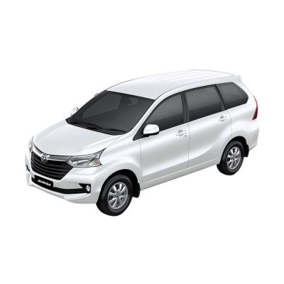 Toyota Grand New Avanza 1.3 E A/T Mobil - White