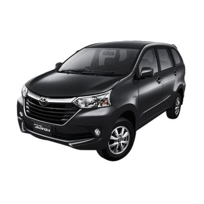 Toyota Grand New Avanza 1.3 E M/T Mobil - Black Metallic