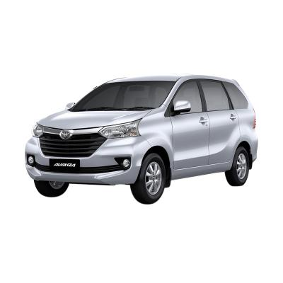 Toyota Grand New Avanza 1.3 E STD A/T Mobil - Silver Metallic