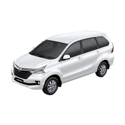 Toyota Grand New Avanza 1.3 E STD M/T Mobil - White